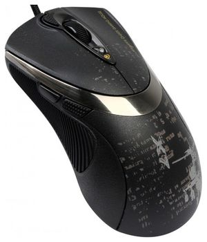 A4Tech F4 Black USB