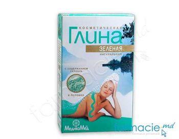 купить Глина зеленая 100 г (Medicomed) в Кишинёве