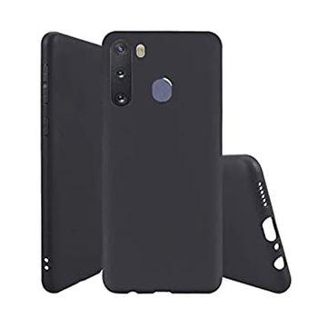 купить Чехол ТПУ Samsung Galaxy A21 2020(A215), Solid Black в Кишинёве