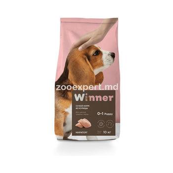 Мираторг Winner  для щенков средних пород 1 kg ( развес )