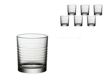 Набор стаканов для воды Arena 6шт, 240ml