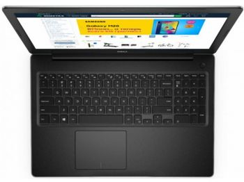 "cumpără DELL Inspiron 15 3000 Black (3593), 15.6"" FHD (Intel® Core™ i5-1035G1, 4xCore, 1.0-3.6GHz, 8GB (1x8) DDR4 RAM, 512GB M.2 PCIe SSD, GeForce® MX230 2GB GDDR5, CardReader, WiFi-AC/BT4.1, 3cell, HD 720p Webcam, RUS, Ubuntu, 2.2kg) în Chișinău"