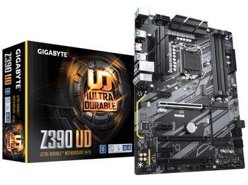купить MB Gigabyte Z390 UD 1.0 ATX в Кишинёве