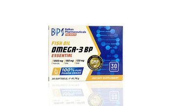 Омега 3-BP ESSENTIAL (рыбий жир) 1000 мг. №30