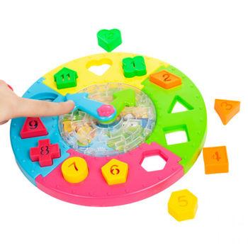 cumpără Bebelino Ceas puzzle în Chișinău
