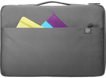 "15.6"" NB Bag - HP 15 Crosshatch Carry Sleeve"