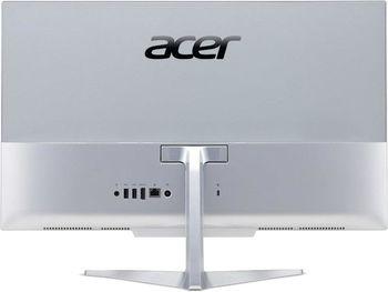 "купить All-in-One PC - 23.8""  ACER Aspire C24-860 FullHD +Win10 (DQ.BACME.007) Intel® Core® i3-7100U 2,7 GHz, 4GB DDR4 RAM, 1TB HDD, no ODD, Card Reader, Intel® HD 620 Graphics, HD webcam, Wi-Fi-AC/BT4.0, GigaLAN, 65W PSU, Win10H SL, USB KB/MS, Silver в Кишинёве"