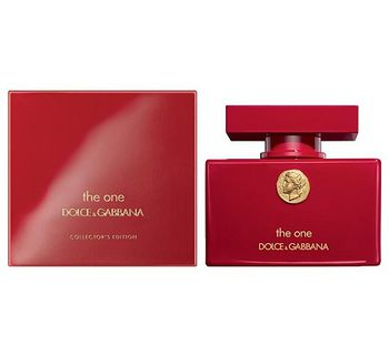 DOLCE&GABBANA THE ONE WOMEN COLLECTOR 2014 50 ml