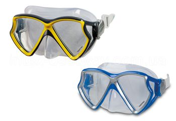 купить Маска для плавания (силиконовая) AVIATOR PRO, 2 цвета, 8+ в Кишинёве