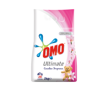 купить Omo Automatic Ultimate Coccolino Fragrance, 2 кг. в Кишинёве