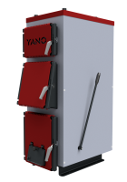 Котёл твердотопливный KWS YANO 20KW