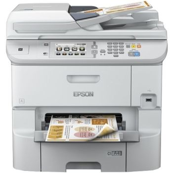 купить Multifunctionala inkjet color MFD Epson WorkForce Pro WF-6590DWF в Кишинёве