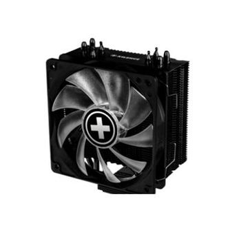 "XILENCE Cooler XC054| ""M704RGB"" Performance A+ Series, Socket 1151/2066/2011 & AM4/FM2+/AM3+, up to 180W, RGB LED fan: 120х120х25mm, Hydro-bering fan, 700~1600rpm, 18.0~32.5dBA, 70CFM, 4pin, PWM,  4 heatpipes"