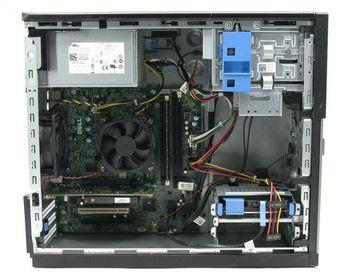 купить DELL Optiplex 7020 TOWER Intel® Core™ i5-4590  (QuadCore 3,3 up to 3,7Ghz 6 MB Cash) 8GB DDR3, SSD 128GB + HDD 500GB, DVD в Кишинёве