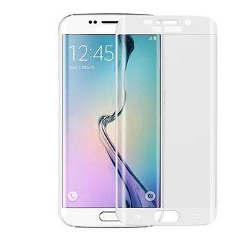 Защитное стекло Samsung J330  WHITE (5D )