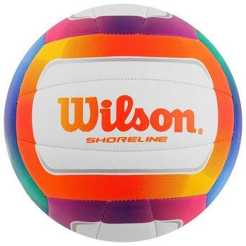 Мяч волейбольный SHORELINE MULTI COLOR WTH12020XB Wilson (3815)