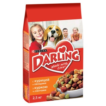 купить DARLING Dog (для собак,  с курицей), 10 кг в Кишинёве
