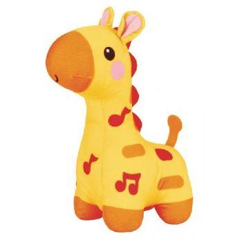 купить Fisher Price Мягкий музыкальный ночник Жираф в Кишинёве
