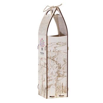 купить Коробка для вина, фанера - Древо Жизни 10 в Кишинёве