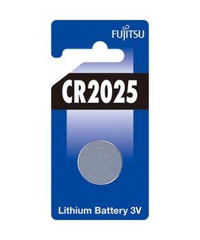 Fujitsu baterii Lithium CR2025 ,3V