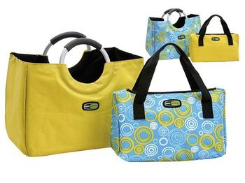 Набор 2 сумки-холодильник тканевые City 24l+8l (38X26cm, 36X