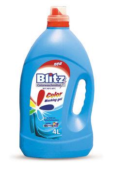 Гель для стирки Blitz 4L Color