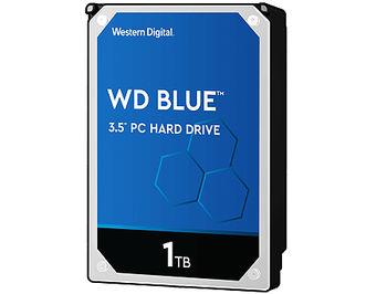 """3.5"""" HDD 1TB Western Digital Blue WD10EZEX, 7200rpm, SATA3 6GB/s, 64MB (hard disk intern HDD/внутренний жесткий диск HDD)"""