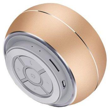 cumpără Joyroom Bluetooth Speaker M08, Gold în Chișinău