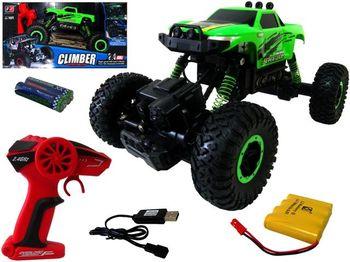 """Masina R/C 1:12 """"Climber"""" cu baterie 23.5X16.5X14.5cm"""