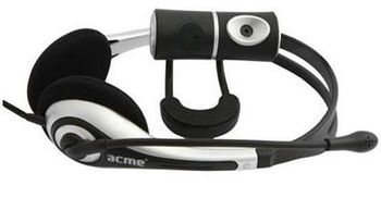 WebCamera ACME AC-02 +Earphones Kit