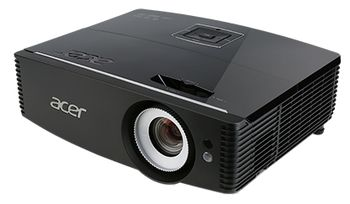 ACER P6200S (MR.JMB11.001) DLP 3D, XGA, 1024x768, 20000:1, 5000 Lm, 20000:1, 3*HDMI, VGA, RJ45, 10W Stereo Speaker, Vertical Lens Shift, Bag, Black, 4.5kg