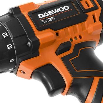 Набор Daewoo DAA 2120Li (21V, 1,5 Аh)