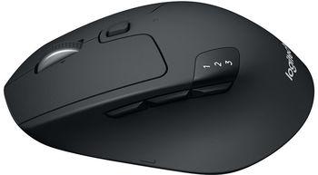 купить Logitech Wireless Mouse M720 Triathlon, Black в Кишинёве