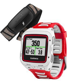 Garmin Forerunner 920XT Bundle White & Red