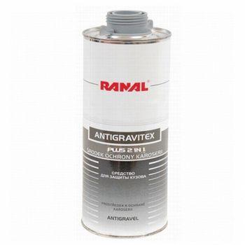 Ranal Средство для защиты кузова Antigravitex Серый 1кг