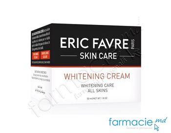 купить Eric Favre WHITENING Crema Iluminatoare contra pete pigmentate 50ml в Кишинёве