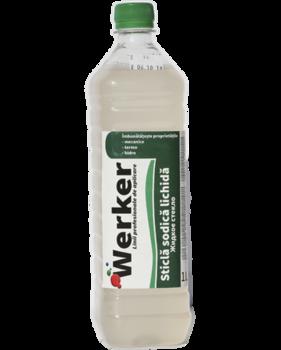 cumpără Sticla sodica lichida Werker 1,2 kg în Chișinău