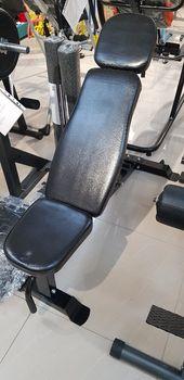 Скамья для жима регулируемая Flat Bench (3825)
