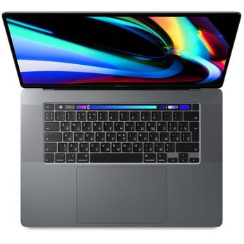 "купить Laptop Apple MacBook Pro, 16"" Space Grey, Retina 3072x1920, Intel Core i9-9880H 2.3GHz-4.8GHz, DDR4 16GB, SSD 1TB, Radeon Pro 5500M 4GB GDDR6, 802.11ac, 4xThunderbolt v3  4xUSB3.2-C Alternate Mode, Mac OS Catalina, RU, 100Wh, 2Kg (MVVK2) в Кишинёве"