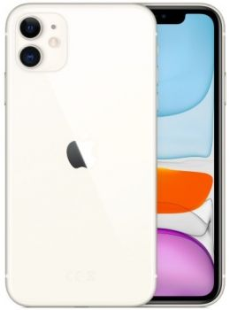 купить Apple iPhone 11 64GB, White в Кишинёве