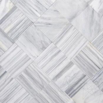 купить Мраморный кабальский перекрестный разрез 30 х 30 х 2 см в Кишинёве