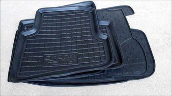 Коврики в салон для Hyundai SANTA-FE (2012>) 5 мест) 5 шт.