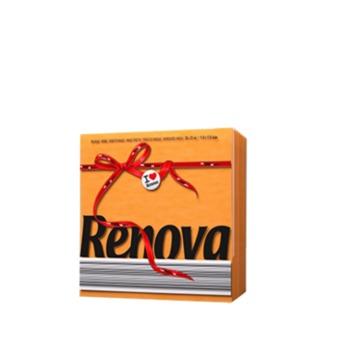 купить Renova Red Label Оранжевые сервировочные салфетки 800772 в Кишинёве