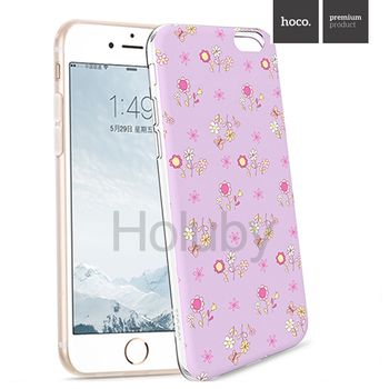 купить Hoco Super Star Series Painted iPhone 6/6s, Daisy в Кишинёве