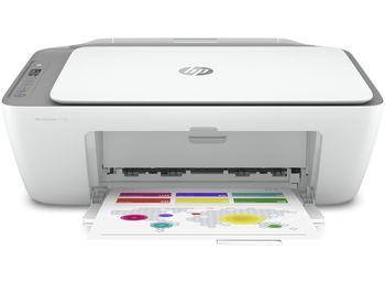 Принтер 3 в 1 HP DeskJet 2720, White