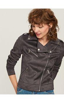 Куртка RESERVED Темно серый ts840-90x