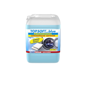 TOPSOFT BLUE (10L) Текстильный кондиционер, ECL