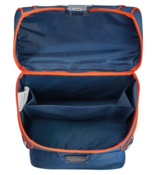 """Школьный рюкзак """"Дино"""" Herlitz I синий"""