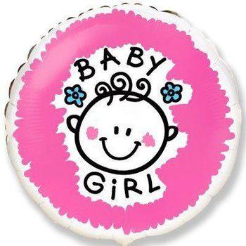 купить Круг Baby Girl в Кишинёве