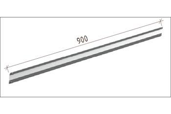 купить ПЕРЕКЛАДИНА-Z L.MM. 900-GVPC, RAL9001 в Кишинёве